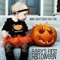 I love the Fall and all of the fun traditions that come with it! I love that carving pumpkins has been something I have done with my family since I was born and that I now get to carry the tradition on to my own little family. It is always so fun to decide what …Read more...