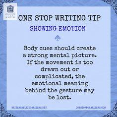 One Stop Emotion Tip