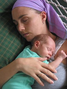 Mother and Child by colorcritical, via Flickr