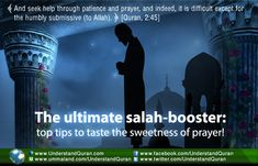 12 Tips to Boost Your Salah