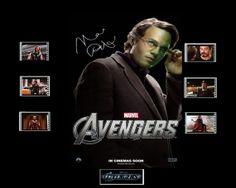 Avengers Film Cell Presentation  Hulk by Everythingbutthatcom, £9.99
