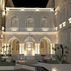 Ecuador Mansion reopened / Mansion Mansion Mansions Architecture