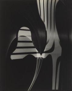 György Kepes 'Black and White Stripes', c.1939–40 © estate of György Kepes