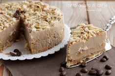 Torta Gelato al Caffè e Mandorle