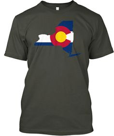 Coloradan New Yorker | Teespring