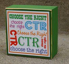 CTR subway block - 2012 Primary birthday gift