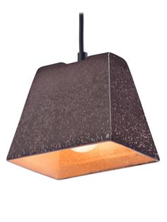 Auckland Ceiling Lamp from Rustic-Chic Lighting on Gilt