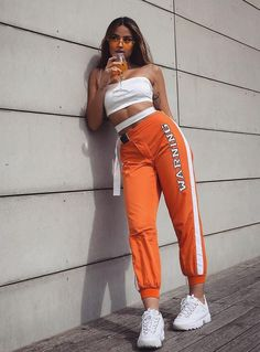 Best Baddie Outfits Part 8 Sporty Outfits, Mode Outfits, Trendy Outfits, Summer Outfits, Girl Outfits, Fashion Outfits, Dress Fashion, Fashion Clothes, Look Fashion