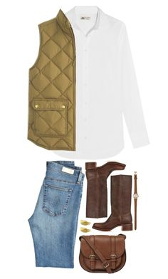 """""""_76"""" by catarinaa-218 ❤ liked on Polyvore featuring AG Adriano Goldschmied, Frye, J.Crew, Dorothy Perkins and River Island"""