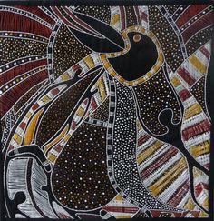 aboriginal Aboriginal Dot Painting, Aboriginal Artists, Aboriginal Dreamtime, Indigenous Australian Art, Indigenous Art, Aboriginal Culture, Art Premier, Art Japonais, Art Brut