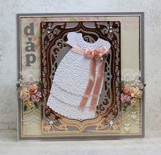Lenas kort: Dåp Doodles, Bling, Frame, Cards, Baby, Decor, Picture Frame, Jewel, Decoration