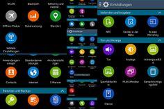 Galaxy S4: neues TouchWiz Einstellungsmenü vom Galaxy S5 einstellen!