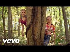 Maddie & Tae -Shut Up And Fish- These girls are Awesome and the video could be better if they actually had a corvette that matched the lyrics