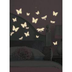 【NEW】アメリカで大人気!『RoomMates バタフライ&ドラゴンフライ(Butterflies & Dradonflies)』 問屋に替わる卸売・仕入れサイト スーパーデリバリー