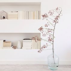 Scandinavian Interior, Modern Interior, Interior Design, Relaxing Pictures, Branch Decor, Stylish Home Decor, Natural Home Decor, Apartment Interior, Minimalist Home