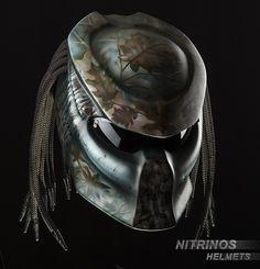 Predator Helmet (original) Militari stile. More variants: www.nitrinos.ru