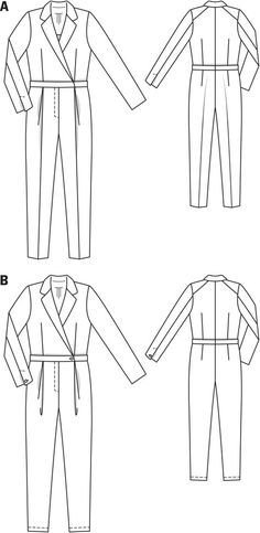 BurdaStyle 2014-04-107B / Sizes 36-44 in softly draping fabrics