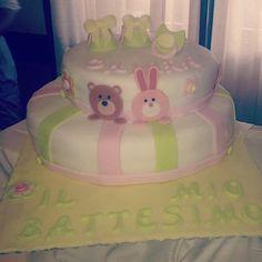Battesimo Chiara #cake