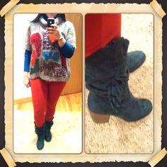 #look #jerseyXXL #coloresdetemporada