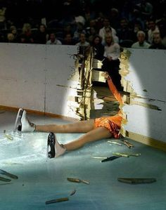22 Sports Oops moments: Crazy and Funny Sports Photos - HitFull.com