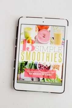 13 Simple Smoothies