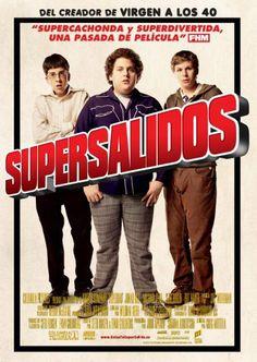 Cinelodeon.com: Supersalidos. Greg Mottola.
