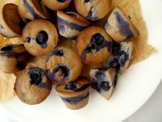 Blueberry Pudding Protein Muffins Pruffins