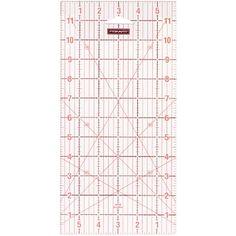Fiskars Patchwork Acryl-Lineal 6 x 12 Zoll: Amazon.de: Bürobedarf & Schreibwaren
