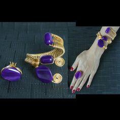 Agate Stones Set