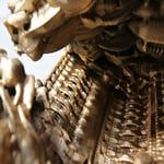 Digital Grotesque is the first fully immersive, solid, human-scale, enclosed structure that is entirely 3D printed out of sand. This structure, measuring 16 square…