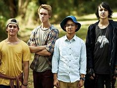 The boys who changed ABC3, Nowhere Boys