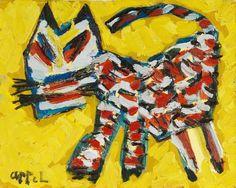 Appel – Day of the Artist Op Art, Amsterdam, Cobra Art, Tachisme, Dutch Painters, Outsider Art, Heart Art, Art Plastique, Art Auction