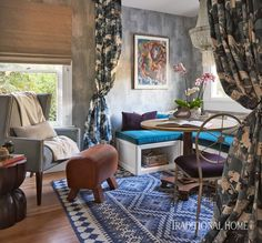2015 Napa Valley Showhouse: Revival on Randolph Street | Traditional Home