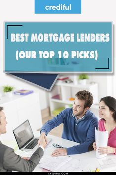 When you're buying a house, it's smart to shop around for a mortgage before choosing a lender. Start your browsing with our top picks of the year. #buyhouse #buyingacondo #buyingahome #buyingahouse #buyingahousefirsttime #buyinganewhome #buyingfirsthometips #downpaymenthouse #firsttimehomebuyertips #gettingamortgage #homebuyingtips #howtobuyahouseinyour20s #howtogetamortgage #mortgagetipsfirsttime #newhomeowner #preapprovedmortgage #purchasingahome #savingforahouse