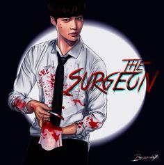 "besternatexo: "" The Surgeon EXO Mafia AU Series 2/9 Xiumin, Suho, Lay, Baekhyun, Chen, Chanyeol, Kyungsoo, Kai, Sehun (Click here for the full size) """