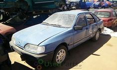 Sierra 2.0 Ford Sierra, Vehicles, Car, Automobile, Rolling Stock, Cars, Autos, Vehicle