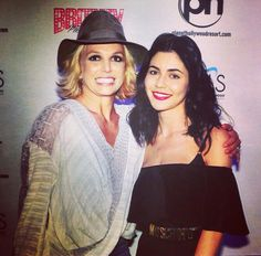 Marina and Britney