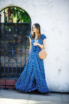 Alyssa Campanella The A List Tularosa dress, Serpui Marie bag