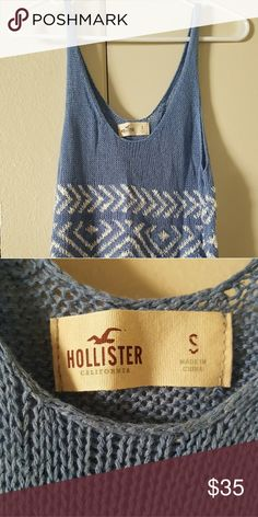 Women's Hollister Sweater Size Small This is a nice sweater in excellent condition. Hollister Sweaters Crew & Scoop Necks