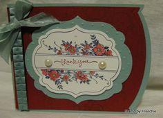 Framelits by France Martin - Cards and Paper Crafts at Splitcoaststampers