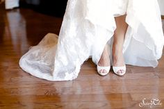 Open toes - great for showing off that pedicure you just got!   Fairy Tale Photography