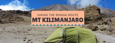 What is the best route to climb Mt Kilimanjaro?