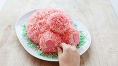 Leckere Desserts zu Ostern - Osterhasen-Torte zum Nachmachen