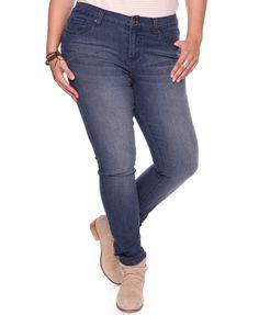Basic - Distressed Skinny Jeans - Multiple Shades