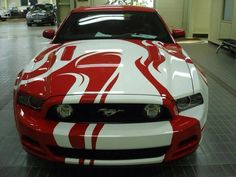 Mustang aNOTHER cOBRA JET  SUPER DUTY