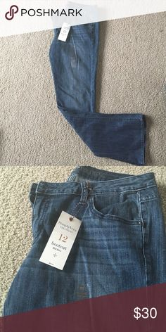 Simply Vera Wang jeans Never worn jeans. Boot cut mid rise. Very cute. Simply Vera Vera Wang Jeans Boot Cut