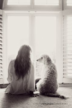 girl and dog photo shoot - Google Search