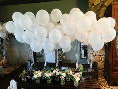 Suelta de globo en boda Balloon Release, Globe Decor, Helium Balloons, Themed Parties, Wedding