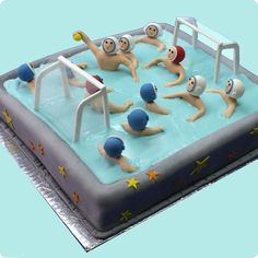 Fancy playing Water Polo?