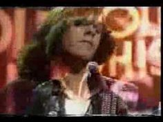 """▶Thin Lizzy/Phil Lynott, Gary Moore, Scott Gorham & Cozy Powell - """"Don't Believe A Word"""" [Live on The Old Grey Whistle Test] [Thin Lizzy are an Irish rock band formed in Dublin in 1969. Two of the founding members, drummer Brian Downey and bass guitarist and vocalist Phil Lynott, met while still in school. Lynott assumed the role of frontman and led them throughout their recording career of twelve studio albums.] `j"""